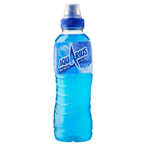 Foto Aquarius Isotonic Blue Ice