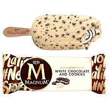 Foto Magnum White Chocolate & Cookies