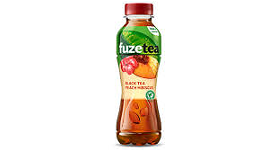 Foto Fuze tea blackt tea peach hibiscus